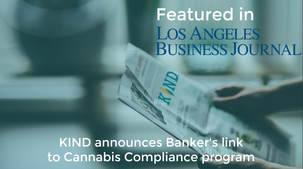 Kind Financial Launches Cannabis Banking Software