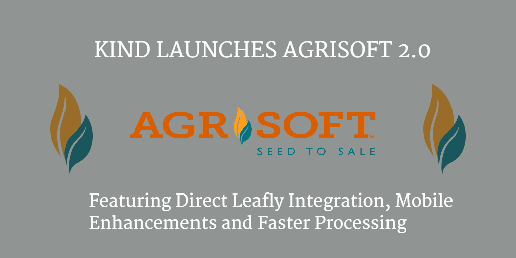 Kind Launches Agrisoft 2 0