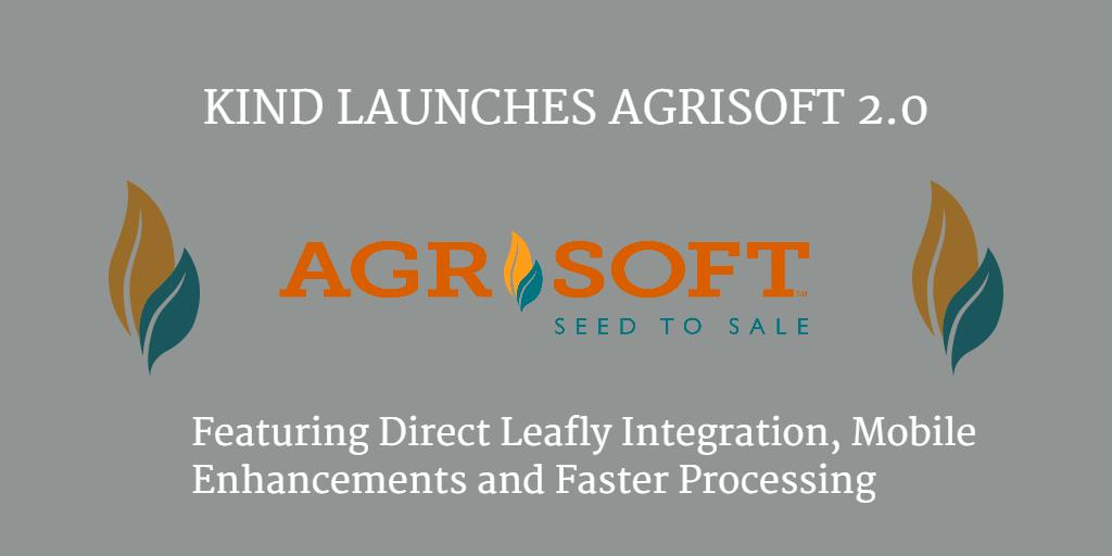 KIND Unveils Agrisoft 2.0