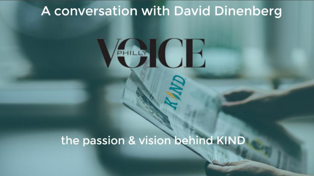 David Dinenberg In PhillyVoice