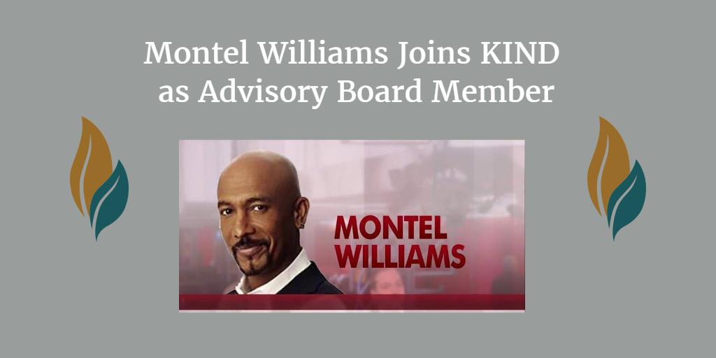 Montel Williams Joins KIND Financial Advisory Board
