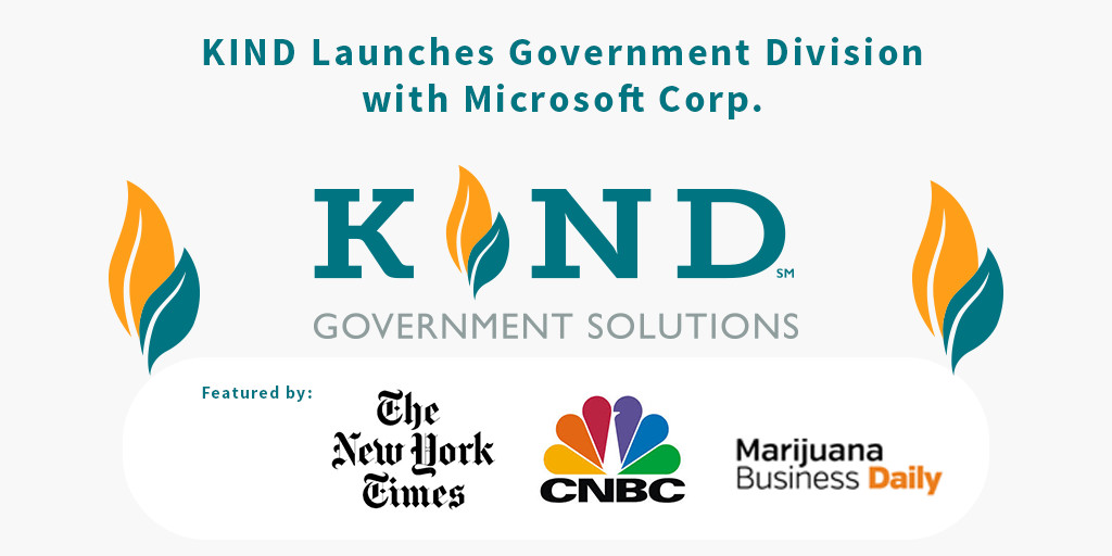 KIND Launches Government Division with Microsoft Corp – 061616
