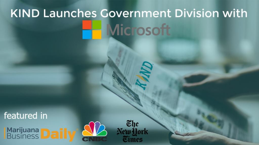 KIND Launches Government Division With Microsoft