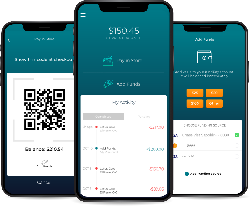 KindPay Triple Screenshot Image